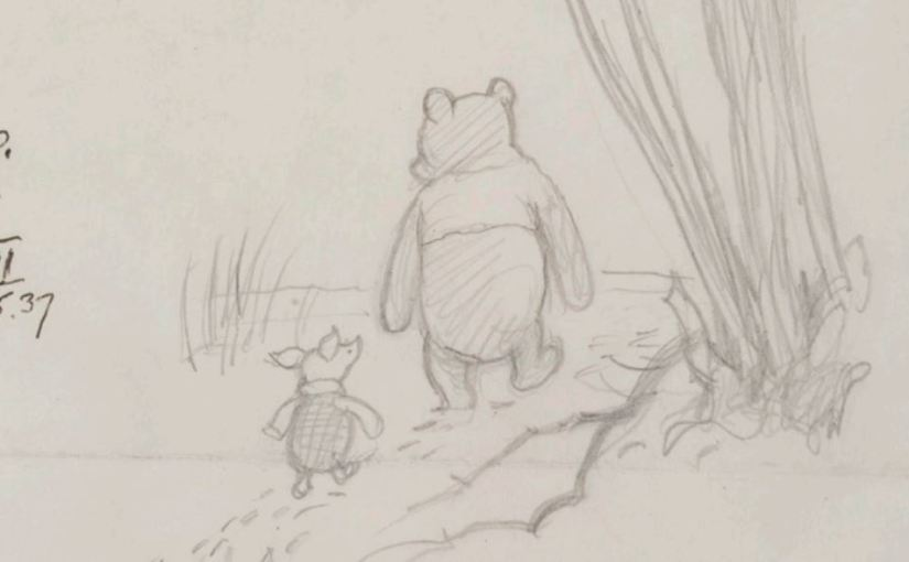 Winnie the Pooh: The Bear of Very Little Brain