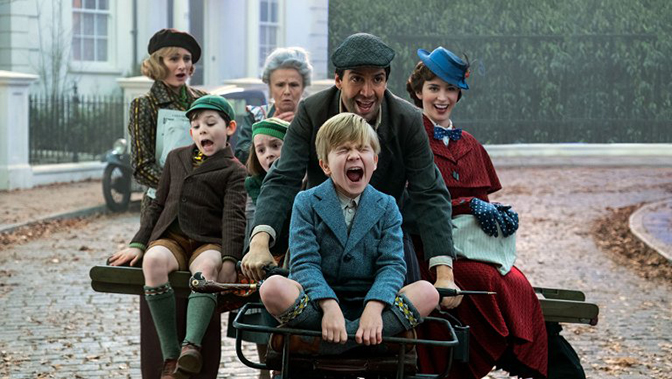 Mary Poppins Returns – FilmReview
